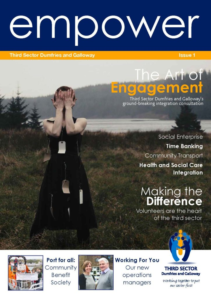 Empower Front Page