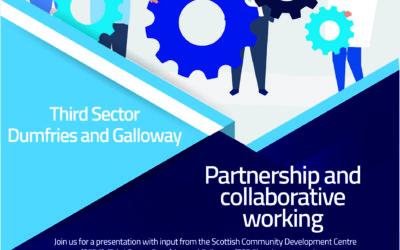 Partnership working event