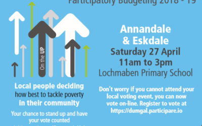 participatory budgeting vote