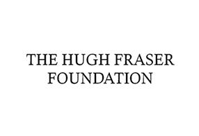 Hugh Fraser Foundation Logo