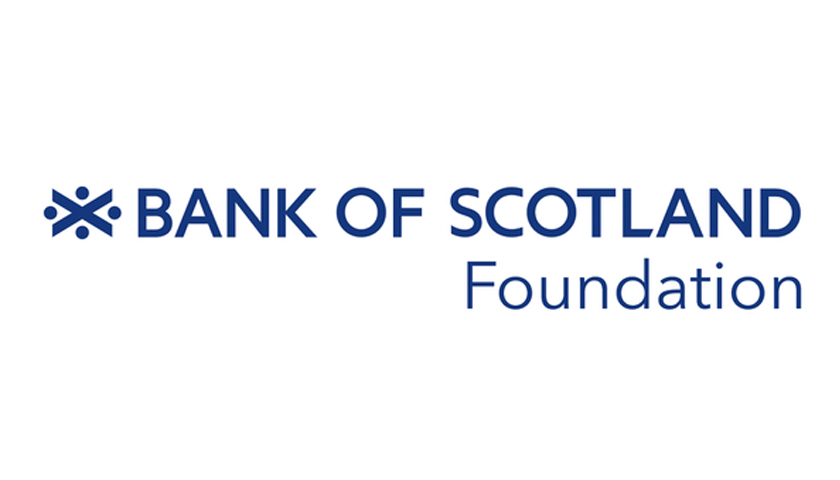 Bank of Scotland Foundation - Supporting Positive Change