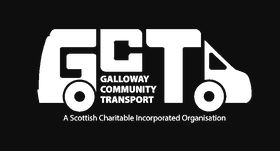 Galloway Community Transport Logo