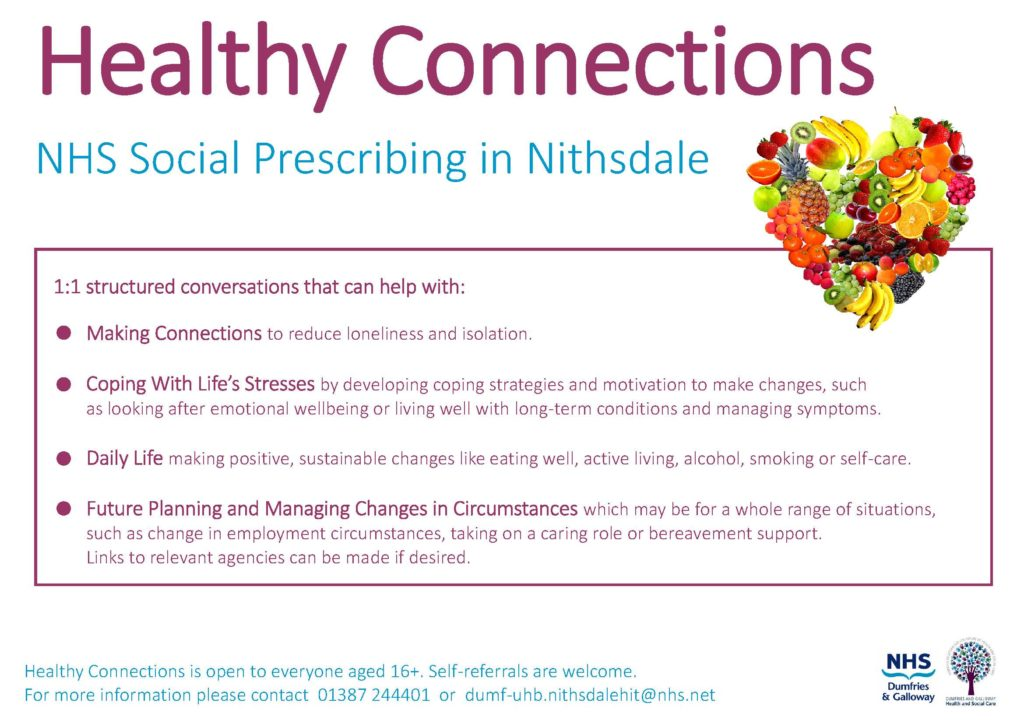 Healthy Connections Service