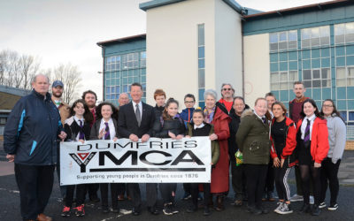 Dumfries YMCA youth group