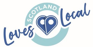 Scotland Loves Local logo