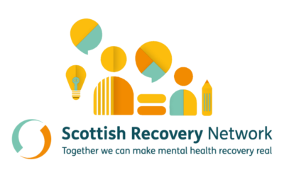 Scottish Recovery Network's new website