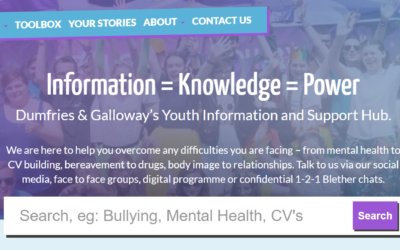 New Youth Enquiry Service website